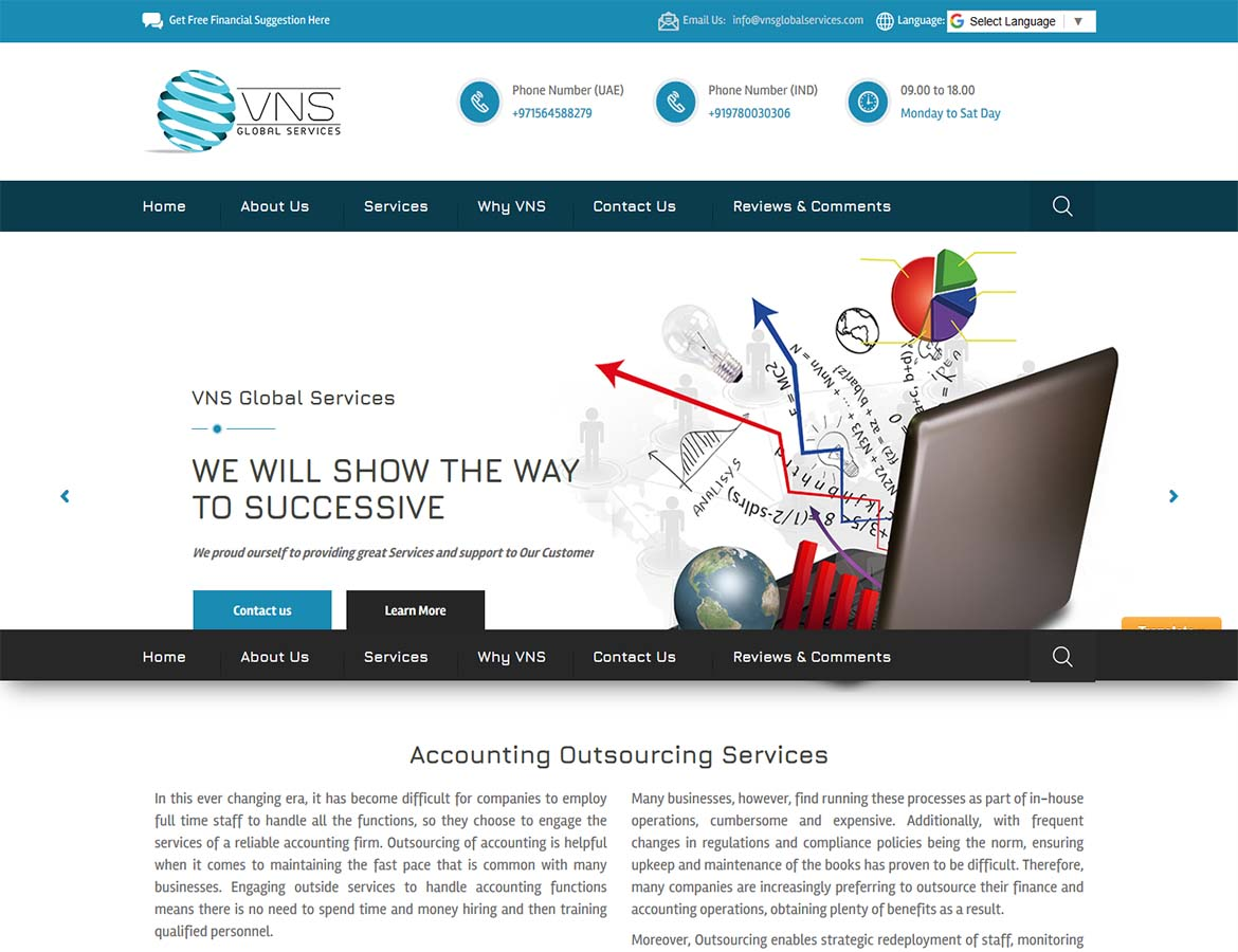 VNS Global Services